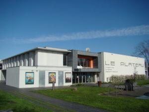 Le Plateau – Théâtre Jean Vilar – Eysines