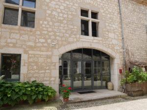 Salle des consuls – Monflanquin