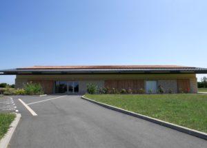 Salle des fêtes – Prin-Deyrançon