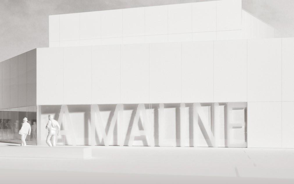 Réhabiliter ou construire une salle de spectacle : l'exemple de la Maline